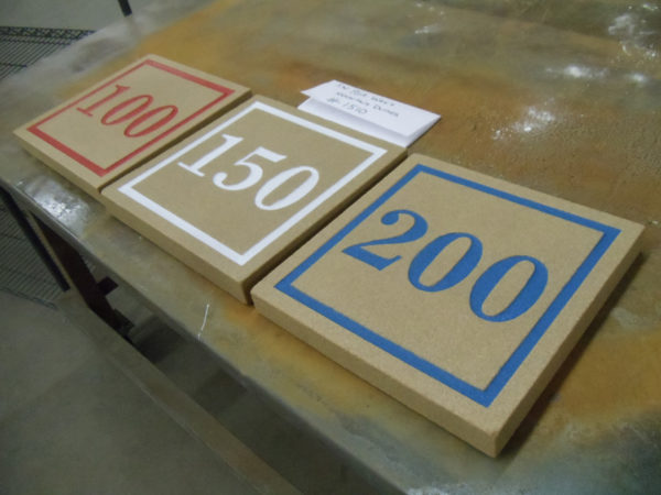"""P#3009 - 12"""" x 12"""""""
